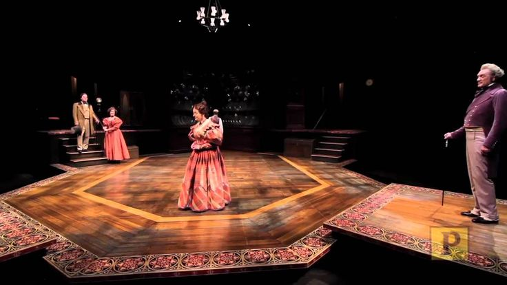 "Highlights From Stratford Festival's ""The Merry Wives of Windsor"""