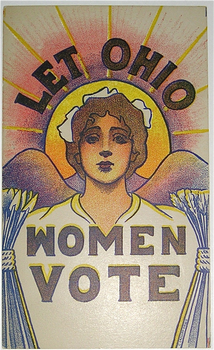 Suffrage Post Cards