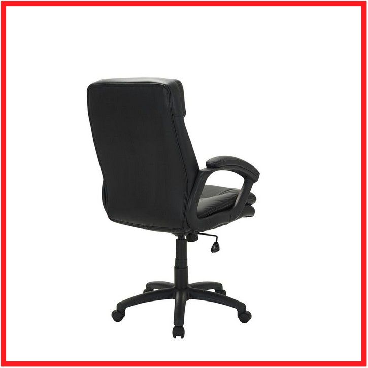 Pin On Leather Office Chair White