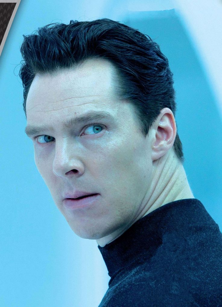 "adorable-bc-picture: ""BAMF!Batch as Khan in Star Trek: Into Darkness """