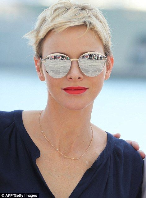 9a9428c180 The one and only my royals! Princess Charlene ...