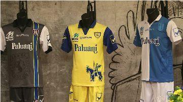 AC Chievo Verona 2014/15 Givovo Home, Away and Third Kits