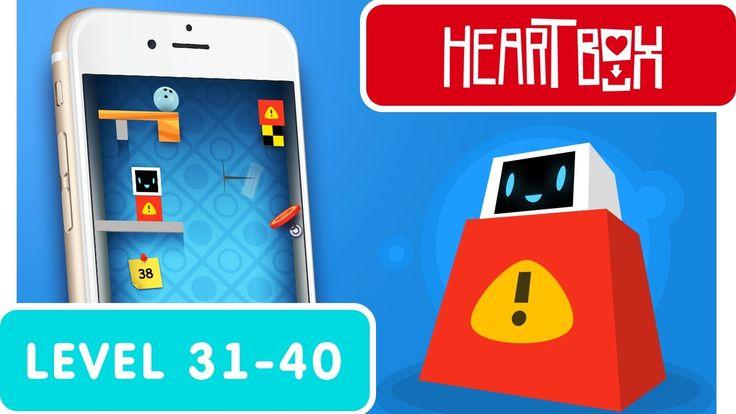 Official Heart Box Walkthrough Level 31-40