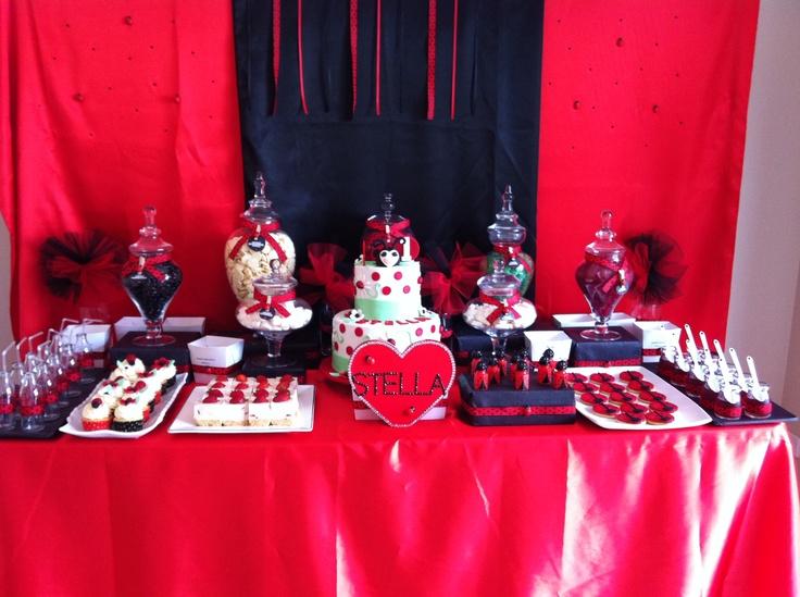 152 best Ladybug Party images on Pinterest Ladybugs Birthdays and