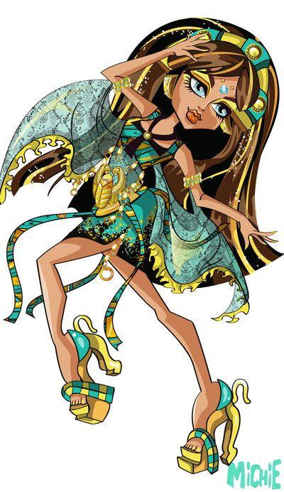 Cleo de Nile by mi-chie.deviantart.com on @deviantART