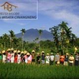 Obyek Wisata Indonesia Kampung Wisata Desa Cinangneng Bogor