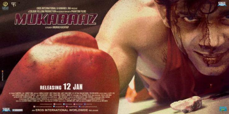 Mukkabaaz is an Indian sports drama film of 2017. The film star cast Vineet Kumar Singh, Zoya Hussain, Jimmy Shergill, Ravi Kishan, Neeraj Goyat and Deepak Tanwar.