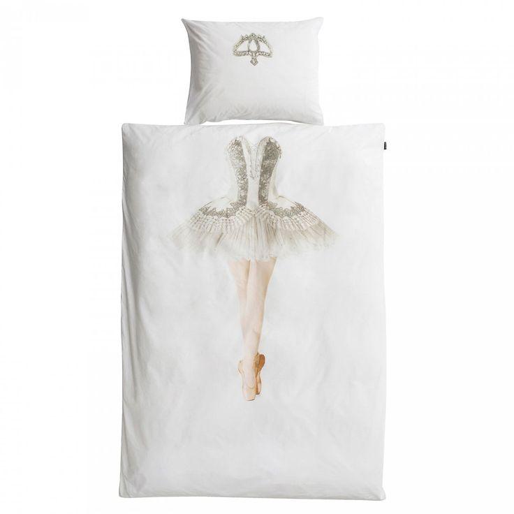 Snurk - Ballerina Single Quilt Cover Set   Peter's of Kensington