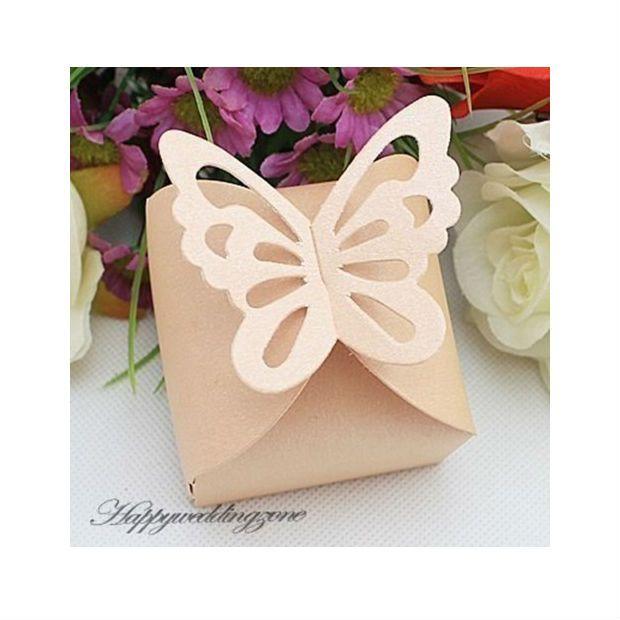 Molde para caixa de borboleta