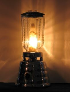 ECOMANIA BLOG: Ingeniosas Lámparas Recicladas, Parte 2