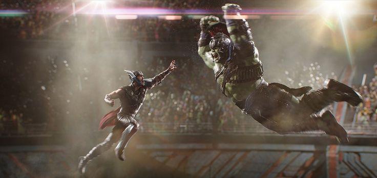 Terceiro longa do deus do trovão conta com participação do Hulk e estreia nesta quinta-feira (26) no Brasil.       Para o bem ou para o ...