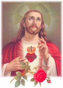 >Preghiera al cuore di Gesù e di Maria. | Innamorati_della_lode