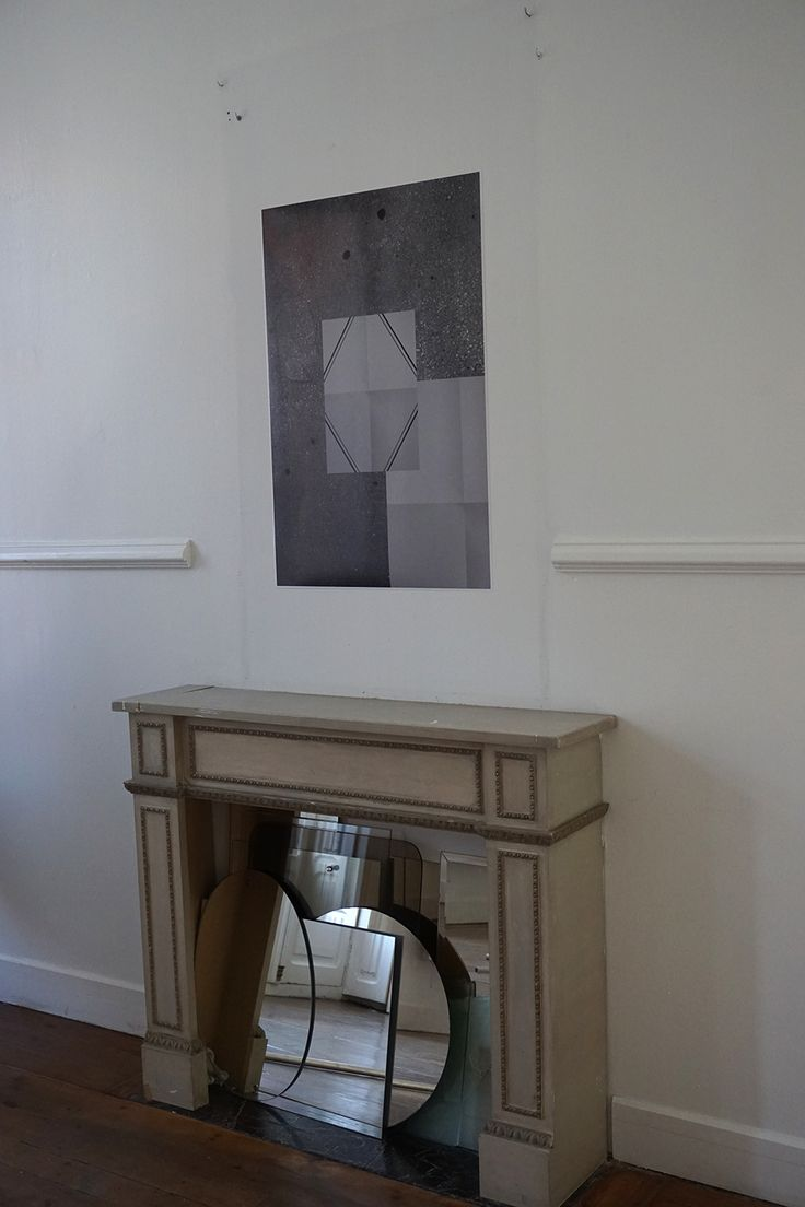 """Domesticidades Fantasma"" Ángel Masip en #CasaLeibniz II Palacio de Santa Bárbara  #Madrid #Arte #Art #ArteContemporáneo #ContemporaryArt #ArteEspañol #FeriaDeArte #ArtFair #Arterecord 2016 https://twitter.com/arterecord"