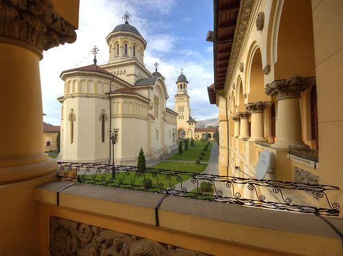 Alba Iulia, Romania (by Vincent Rowell)