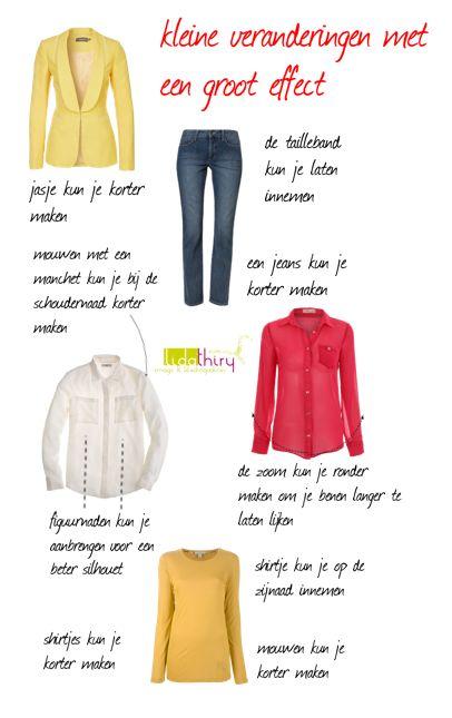 Kleding kun je passend maken om er niet aangekleed maar goed gekleed uit te zien. | www.lidathiry.nl | klik op de foto voor het bijbehorende bericht.