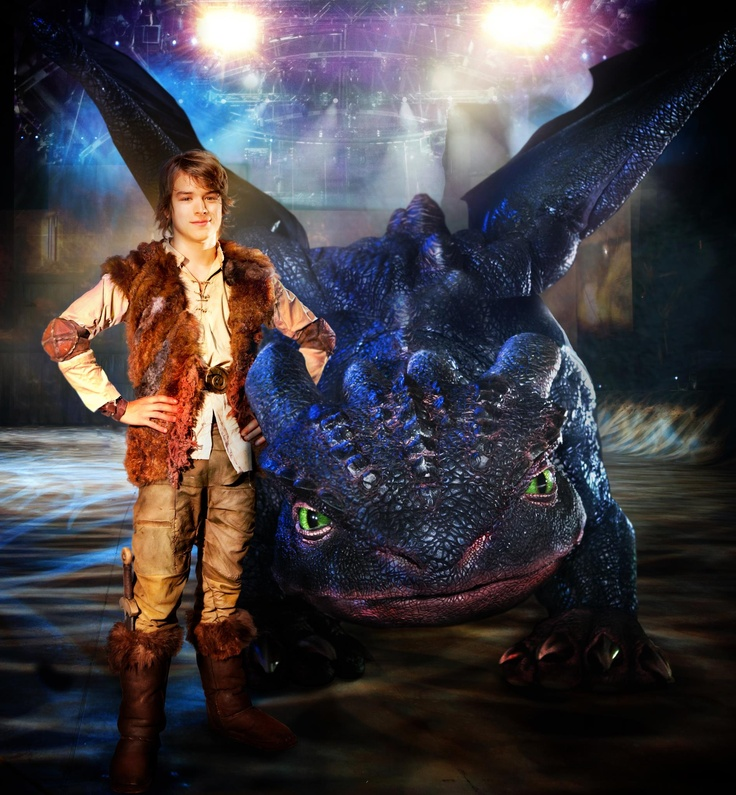 How To Train Your Dragon - The Arena Spectacular. Coming to Auckland soon.
