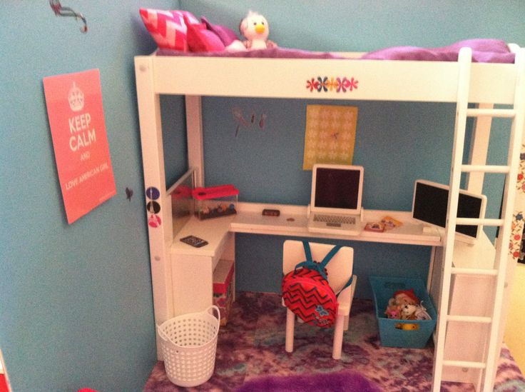 Best 25 Doll House Beds Ideas On Pinterest Diy Dolls For Dollhouse Diy Dolls House Furniture