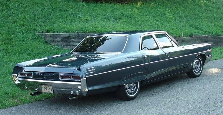 1966 Pontiac Star Chief Executive Sedan A Nice