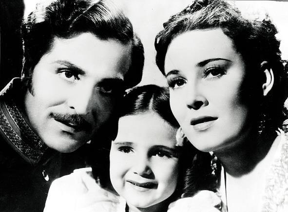 Maskovaná milenka, 1940 (režie Otakar Vávra)  Gustav Nezval, Jana Konůpková, Lída Baarová