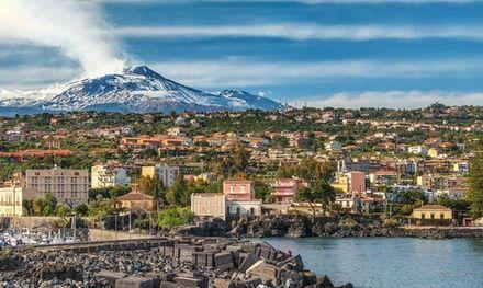 Autotour Sicile à Roissy-en-France : ✈ Autotour en Sicile en hôtel 4* au départ de Paris ou Marseille: #ROISSY-EN-FRANCE En promotion à…