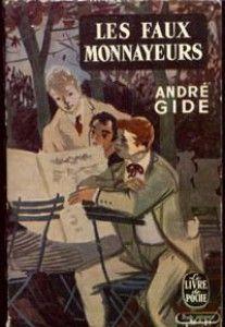 André Gide, Les faux-monnayeurs, LDP 152, 1956