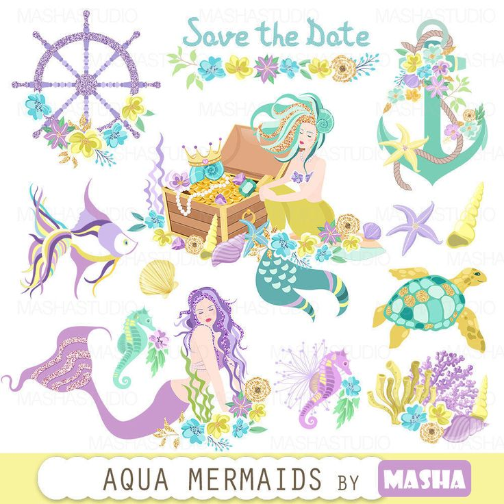 "Excited to share the latest addition to my shop: Mermaid clipart: ""AQUA MERMAIDS CLIPART"" anchor clipart, summer clipart, nautical clipart, sea shell clipart, 24 images, 300 dpi. png files #mermaidclipart #summerclipart #seaclipart #anchorclipart #nauticalclipart #scrapbooking #etsy #supplies http://etsy.me/2nTrKcg"