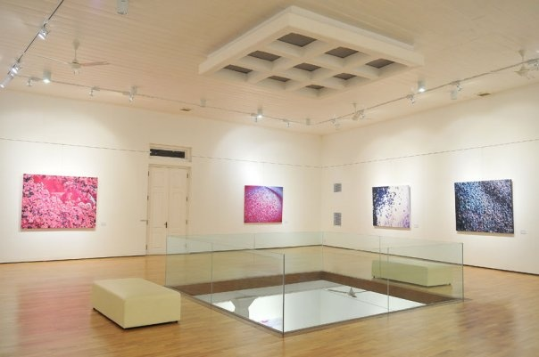 '(de)fermented spaces' semarang gallery 2009