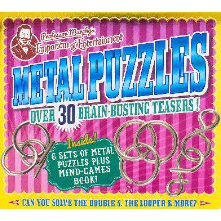 Professor Murphy's Metal Puzzles