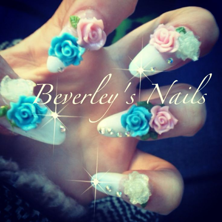 62 best Nails by Beverley Wright images on Pinterest | Ballerina ...