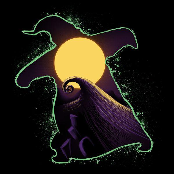 halloween town frog man
