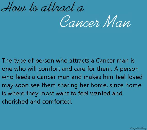 Can leo man dating cancer woman
