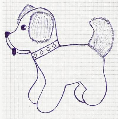 Шьем собаку сами , выкройки собак - Страница 2 - Форум НАШИ ЙОРКИ И ИХ ДРУЗЬЯ