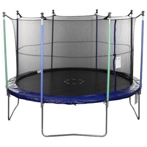 Jump Zone Trampoline Replacement Net: Trampoline Part Store® 14'- 8- Strap Trampoline