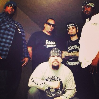 Suicidal Tendencies for Java Rockinland 2013 at Carnaval Ancol Beach, Jakarta Indonesia scheduled on 22-23 of June 2013
