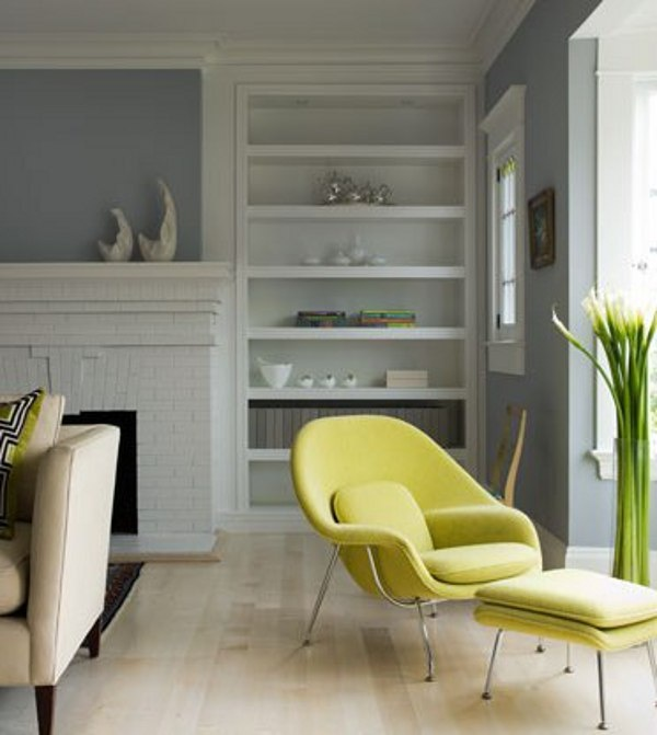 Edwardian + modern renovation - coving solution around fitted bookcases / wardrobes