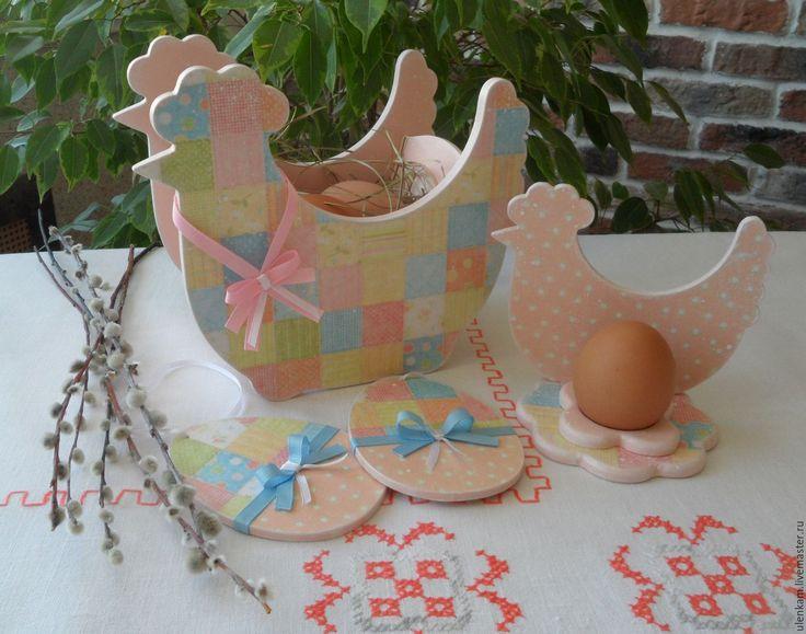 Купить Пасхальный набор - подарок на Пасху, пасхальный сувенир, пасхальный подарок, пасхальный декор