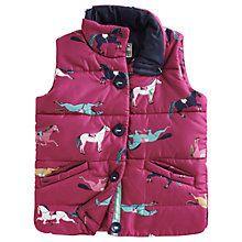One Good Thread - Joules - Marsha Gilet Down Vest - Ruby Race Horses, $64.00 (http://www.onegoodthread.com/joules-marsha-gilet-down-vest-ruby-race-horses/)
