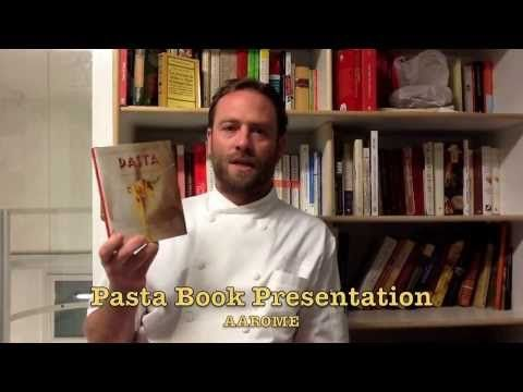 Pasta Book Presentation AAROME in italian