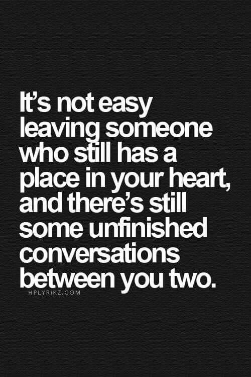 It is not easy ...