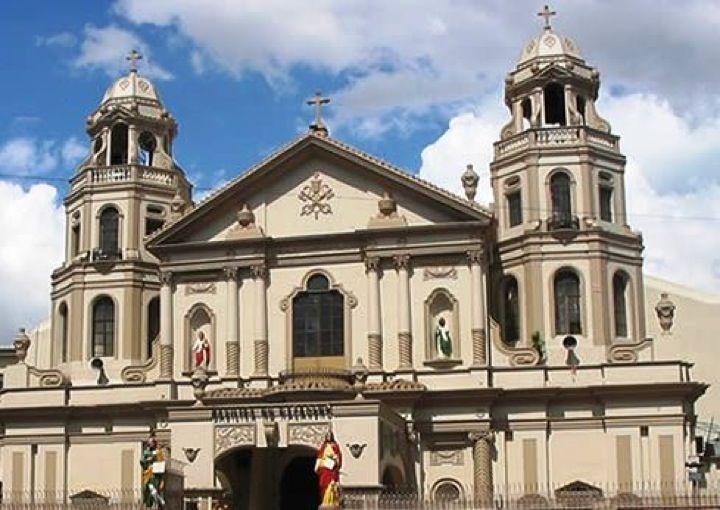 Minor Basilica of The Black Nazarene (Quiapo Church) in Maynila, City of Manila