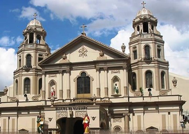 Minor Basilica of The Black Nazarene (Quiapo Church) in Maynila, City of Manila