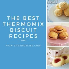 To help, we've put together a collection of the best biscuits to make in your Thermomix which we know you will just love!