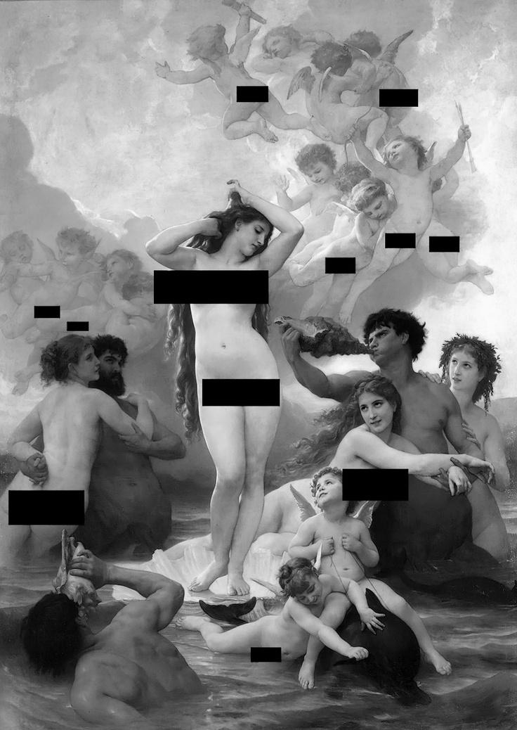 Tits, pussies & cocks