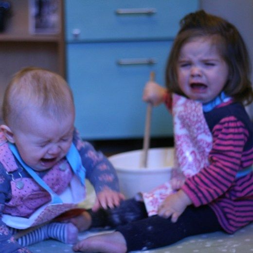 Do you ever feel like a crap mum? we do! Read about why on Little Button Diaries
