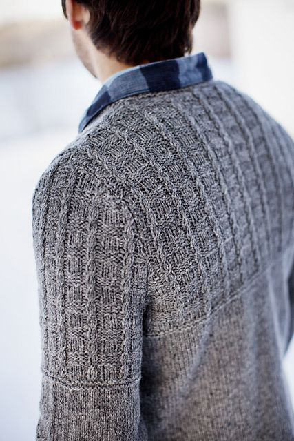 Guston by Ann Budd for Wool People Vol. 2 - Brooklyn Tweed
