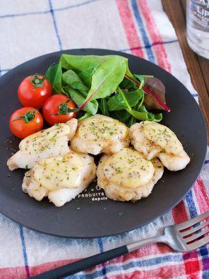 フライパンで焼くだけ♪『むね肉のマヨマスタード焼き』 by Yuu | レシピサイト「Nadia | ナディア」プロの料理を無料で検索