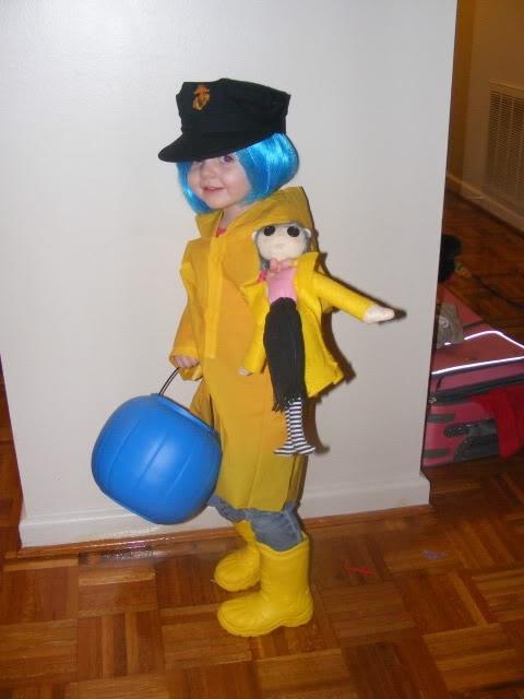 Coraline costume   Fancy dress ideas!   Pinterest