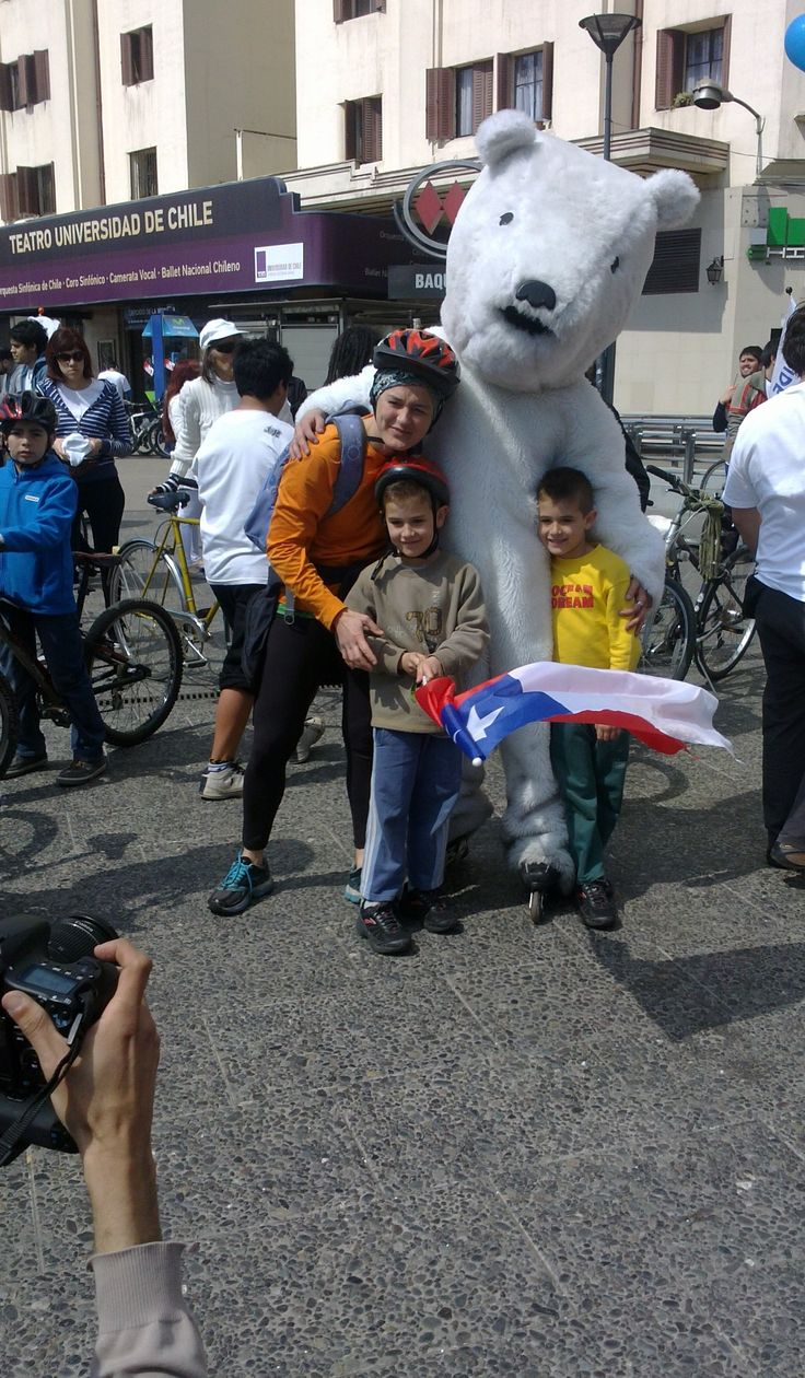 FOTO #ICERIDE CHILE @GreenpeaceCL