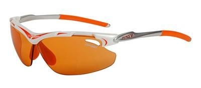 Tifosi Sunglasses – Tyrant Race Orange – Fototec (Light-Adjusting) – CLEARANCE