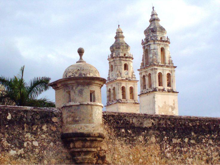 Campeche, Campeche.
